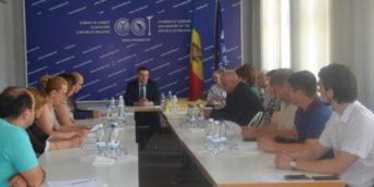 16 companii autohtone au primit Certificatul de Membru a CCI a Republicii Moldova