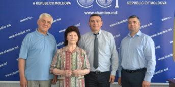 Colaboratorii CCI și-au felicitat fosta colegă cu ocazia zilei de naștere