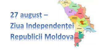 """""""Ziua Independenței Republicii Moldova"""""""