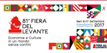 """Expoziția internațională """"Fiera del Levante"""" 9-17 septembrie 2017 orașul Bari, Italia"""