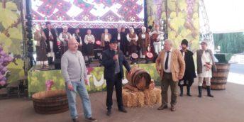 """Sergiu HAREA a participat la deschiderea Festivalului vinurilor tinere """"Tulburel 2017"""""""