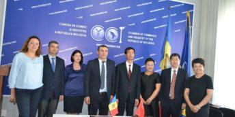 CCI a semnat un memorandum de cooperare cu Centrul de Comerț Exterior al Republicii Populare Chineze