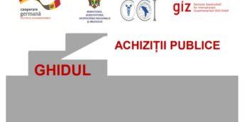 ACHIZITII PUBLICE – GHIDUL OFERTANTULUI