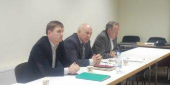 La CCI a RM a avut loc ședința de lucru a oamenilor de afaceri autohtoni cu conducerea Camerei, directorul Centrului de Mediere și președintele Curții de Arbitraj Comercial Internațional