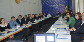 """Cca 35 de antreprenori participă la primul seminar: """"Proceduri de achiziții publice UE de tip PraG"""" organizat la CCI a RM"""