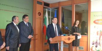 Peste 50 de agenți economici au participat la un eveniment de prezentare a perspectivelor de cooperare moldo-bulgare în domeniul produselor alimentare și băuturilor