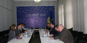 """CCI a RM și SA """"ROMCONTROL"""" România vor coopera în domeniul serviciilor de inspecție a mărfurilor"""