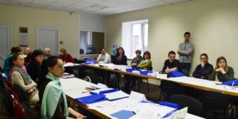 La CCI a RM s-a dat startul instruirilor în cadrul Programului de formare a maiștrilor-instructori în producție din întreprinderile din țara noastră