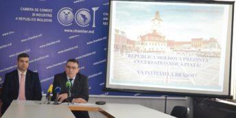 """Expoziția """"Moldova  Prezintă"""" la Brașov, România- o nouă provocare pentru agenții economici autohtoni"""