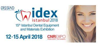 CCI a RM te invită să participi la Expoziția Internațională de produse și echipamente pentru medicina și tehnica dentară IDEX Istanbul 2018