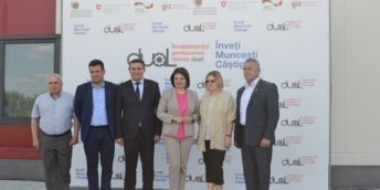 A fost lansată Campania de promovare a Învățământului Profesional Tehnic (ÎPT) în sistem dual