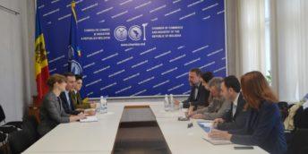 """CCI a RM va colabora cu proiectul UE """"Suport în modernizarea Serviciului Vamal în conformitate cu cerințele Acordului de Asociere"""""""