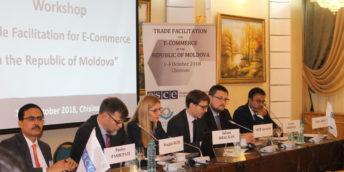 CCI a RM susține necesitatea facilitării comerțului electronic (e-commerce)