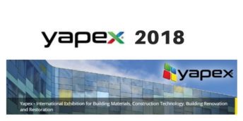 Expoziția Internațională de Materiale de Construcție, Tehnologii de Construcții, Renovare și Reconstrucție a Clădirilor YAPEX 2018