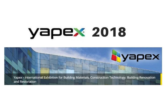Международной выставки строительных материалов, технологий конструирования и строительной реставрации YAPEX 2018