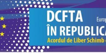Platforma web pentru informații privind oportunități de dezvoltare și creșterea standardelor de calitate în cadrul acordului de liber schimb cu Uniunea Europeană (DCFTA)