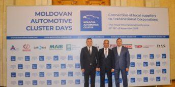 """Învățământul Dual- subiect discutat la """"Automotive Cluster Days"""""""