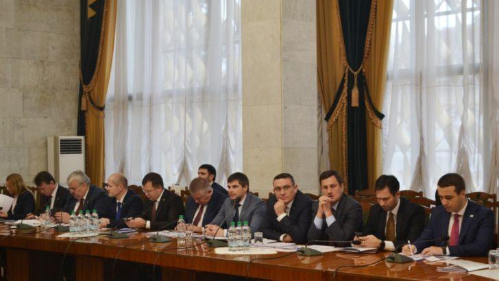 CCI a RM a participat la lucrările celei de a XI-a sesiuni a Comisiei mixte interguvernamentale de colaborare economică între Republica Moldova și România