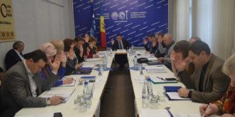 Ședința Biroului Executiv din 22 noiembrie 2018