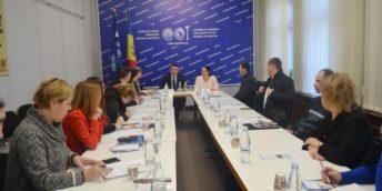 """""""Soluționarea litigiilor în domeniul achizițiilor publice"""" subiect abordat de către membrii Comitetelor Sectoriale ale CCI a RM"""