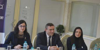 """Avantajele instituției camerale discutate în cadrul seminarului: """"Diaspora Business Academy pentru Tinerele Antreprenoare"""""""