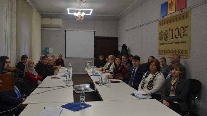 La CCI a RM sunt organizate întâlniri cu membrii instituției