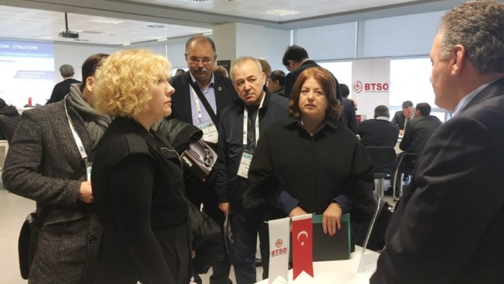 """Agenții economici din țara noastră participă la """"Bursa Chemical Industry B2B Organisation 2018"""", în Turcia"""