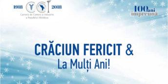 Crăciun Fericit și La Mulți Ani!
