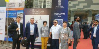 Agenți economici din țara noastră participă la Expoziția și Conferința Internațională a Industriei Oțelului, în India