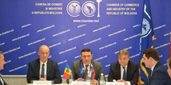 Antreprenorii ruși interesați de cooperarea cu agenții economici din țara noastră