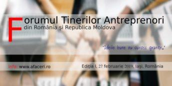Forumul Tinerilor Antreprenori din România și Moldova