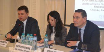 A doua etapă a campaniei de informare pentru agenții economici, DCFTA INFO BUSINESS: ÎNTREABĂ EXPERTUL, va avea loc în 10 localități din Republica Moldova