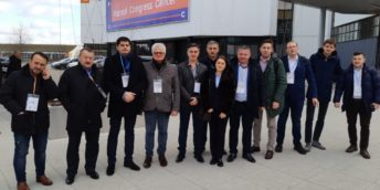 Agenții economici din țara noastră participă la o expoziție în Polonia