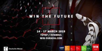 """Expoziția Internațională de tehnologii de producere """"WIN EURASIA 2019"""" – lumea industriei"""