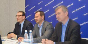 Membrii Camerei de Comerț și Industrie au participat la un dialog cu Primăria municipiului Chișinău