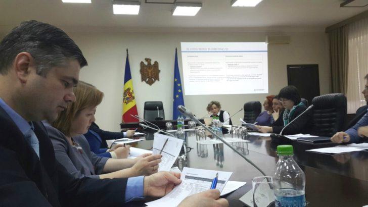 """Un nou concept al proiectului """"Legea Uceniciei"""" discutat în cadrul ședinței Grupului de lucru nr. 6"""