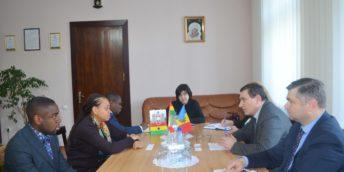 Ambasadori din Africa au vizitat CCI a RM
