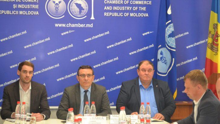 Membrii CCI a RM au participat la un dialog cu Primăria municipiului Chișinău