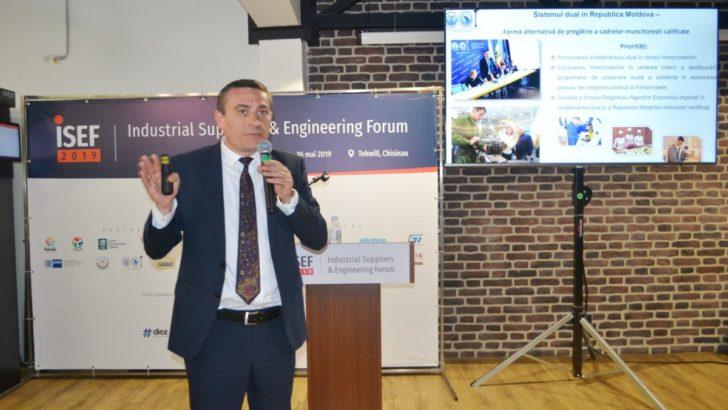 CCI a RM susține dezvoltarea IMM-urilor din țara noastră