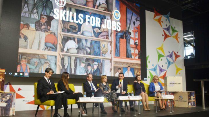 """CCI a RM a participat la Conferința """"Skills for Jobs"""""""