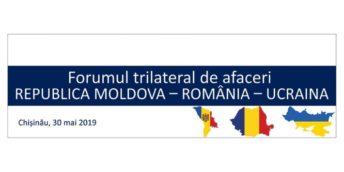 CCI a RM te invită la Forumul de Afaceri Trilateral Republica Moldova-Ucraina-România