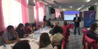 A treia etapă a campaniei de informare pentru agenții economici, DCFTA INFO BUSINESS: ÎNTREABĂ EXPERTUL în 6 localități din Republica Moldova