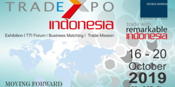 "Expoziția ""Trade Expo Indonezia 2019"""