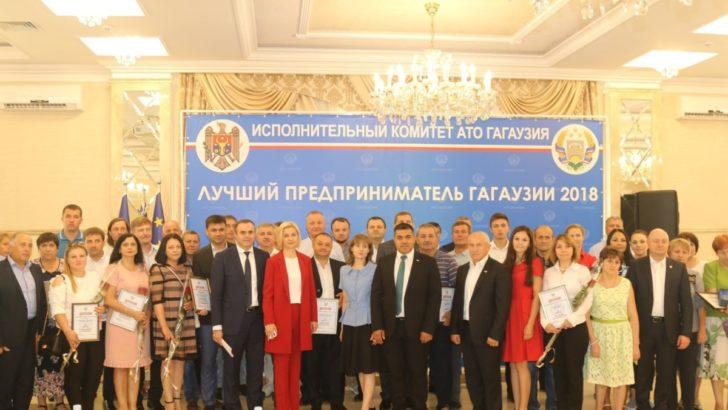 """Membru al CCI a RM a câștigat concursul """"Cel mai bun antreprenor al Găgăuziei"""""""