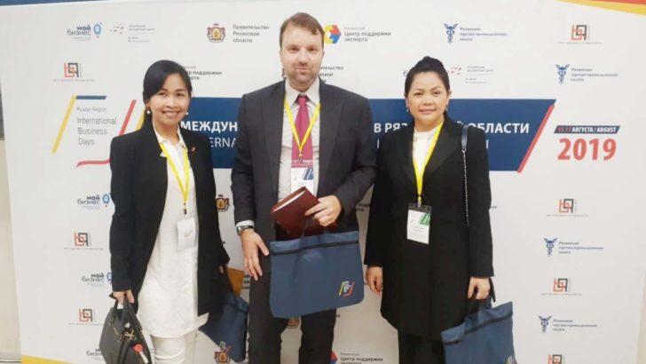 Antreprenorii autohtoni participă la Zilele businessului internațional din regiunea Reazani, Federația Rusă