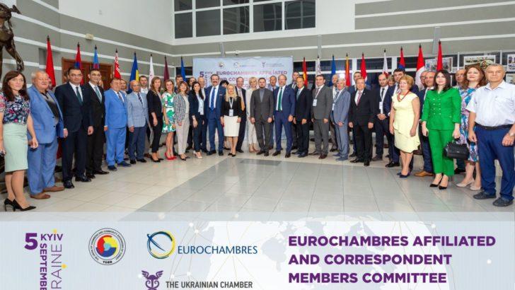 CCI a RM participă la Ședința Membrilor afiliați și corespondenți EUROCHAMBRES