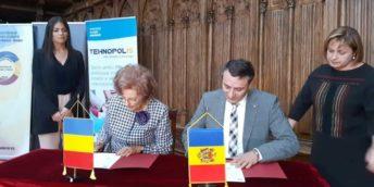 CCI a RM a semnat un Protocol de Colaborare în domeniul formării în sistem dual și certificării profesionale