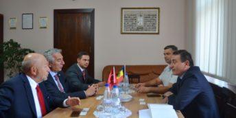 Președintele CCI a RM a avut o întrevedere cu președintele Camerei din Instanbul