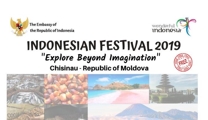 """CCI a RM te invită la forumul de afaceri """"Fortificarea relațiilor economice dintre Indonezia și Republica Moldova"""""""