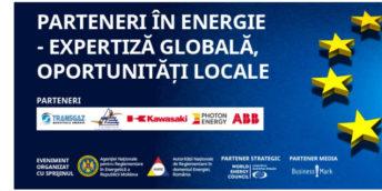 """CCI a RM te invită la prima conferință din seria Abordare Regională: """"Parteneri în energie – expertiză globală, oportunități locale"""""""